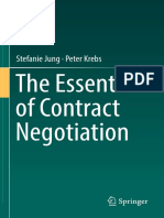 2019_The Essentials of Contract Negotiation