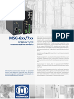 MSG 6XX-7XX GPRS-UMTS-LTE