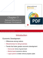 Chap03 National Differences in Economic Development(1)