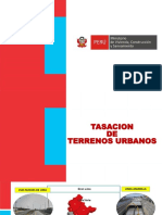 3. TASACION DE TERRENOS URBANOS- Ing. Edgar Pinedo.pdf