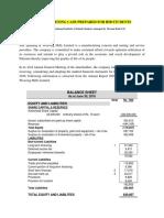 Stock Screening Case _ IIIB (MBL)