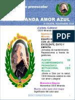 II Edición Noviembre 2020 Revista CEIS Miranda
