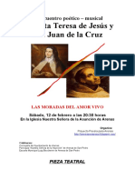 II Encuentro con San Juan de la Cruz