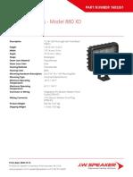 Part 1603261 - JW Speaker