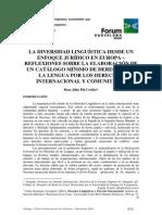 catalogo de derechos linguisticos