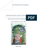 Espiritualidad bíblica Mendoza