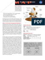 Microwave Anisotropy Probe Fact Sheet 2001
