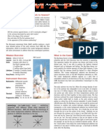 Microwave Anisotropy Probe Fact Sheet 2002