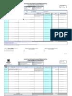 OPP-IF-002 Solicitud de Modificación Presupuestal 2020 (Inversión) Proyecto 7638 11.12.2020