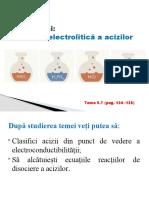 disociația acizilor(1)