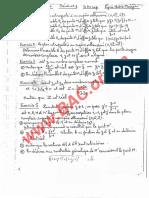 Série N°1 Nombre Complexe - Lycée Habib Maazoun SFAX - Mr Jellali Ridha