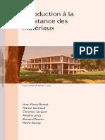 _Introduction à la résistance des matériaux