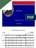 DEPENDO DE DEUS