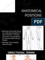 -PE01-WEEK-ANATOMICAL-POSITIONS