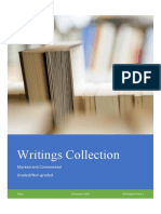 Writings Collection