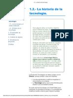 1.2.- La historia de la tecnología_