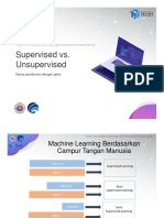 02 Dasar Machine Learning 02 - Supervised vs Unsupervised
