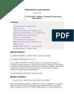 1 Tesalonicenses en varias versiones.docx