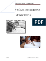 La_monografia