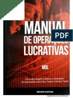 Livro MOL - Manual de Operações Lucrativas