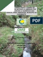 estudio hidrologico quebrada san ignacio..pdf