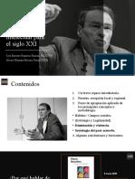 Pierre Bourdieu Proyección Siglo XXI