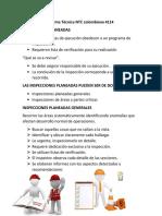 Norma Técnica NTC colombiana 4114