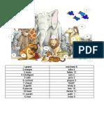 14. correction les animaux-du-zoo