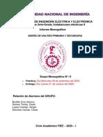 Trabajo Monográfico _ Instalaciones eléctricas 2