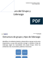 PPT  5 Estructura de Grupo y Liderazgo