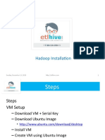 Hadoop_Installation