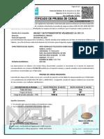 2020940  CERTIFICADO GRUA TELESCOPICA HIDRAULICA SOBRE NEUMATICOS - GAVSA GAV-562.