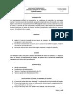 Manual de Procedimiento Ensamble de equipo de computo