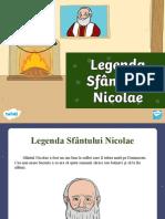 Legenda Moșului Nicolae
