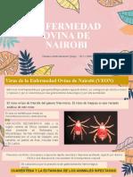 ENFERMEDAD OVINA DE NAIROBI