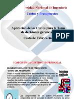 CAP II Aplicacion de costos Fabricacion (1).ppt