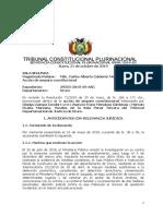 Prohibición de anular resoluciones que impongan, modifiquen o revoquen medidas cautelares personales - SENTENCIA0990_2019-S2
