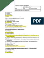 Evaluación de consolidado I de Bioquímica
