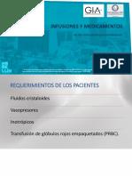 Generalidades de terapia vascular y manejo de mezclas y líquidos (1)