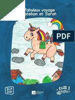 Le fabuleux voyage d'Esteban et Sarah