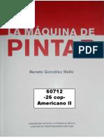 GONZALEZ MELLO - 2 Sección; Su sentido eXoterico