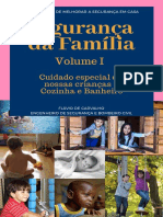 Cuidados no lar - Volume I Cozinha e Banheiro