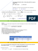 Themodynamique Chimique Correction S1