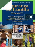 Cuidados no lar - Volume III Quintal, Área de Serviço e Garagem
