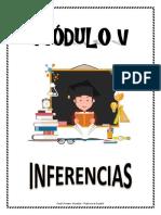 MÓDULO V. INFERENCIAS (1)