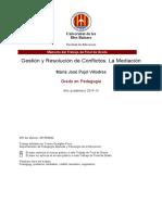 Gestión y Resolución de Conflictros (2)