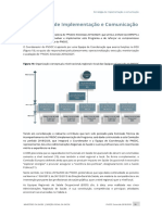 Estratégia de Implementação e Comunicação