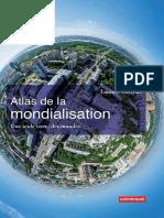 Atlas de la mondialisation - Laurent Carroue