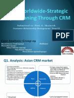 Group 09_Grey Worldwide-Strategic Repositioning Through CRM
