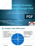 Group 09_Grey Worldwide-Strategic Repositioning Through CRM